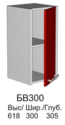 """Изображение Кухня """"Бордо"""" БВ300"""