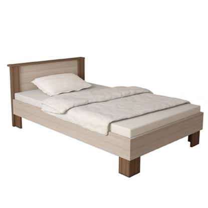 """Изображение """"Жасмин"""" №1200.2 - Кровать на 1200мм"""