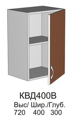 Изображение Кухня Квадро КВД400В