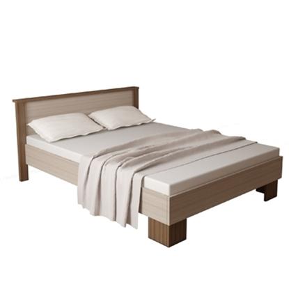 """Изображение """"Жасмин"""" №14.2 - Кровать на 1400мм без ортопедического основания"""