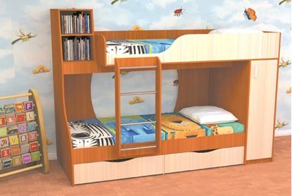 Изображение Кровать Башмачок