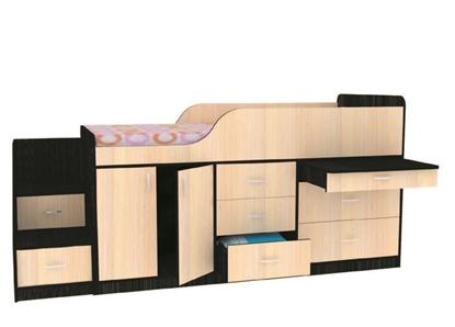 Изображение Кровать Малыш