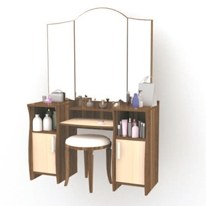 Изображение для категории Туалетные столики и зеркала