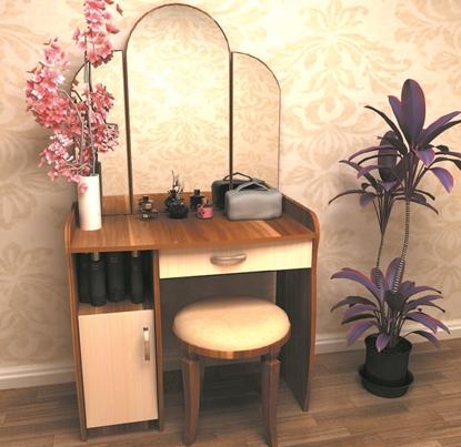 Изображение Туалетный столик Галант-1