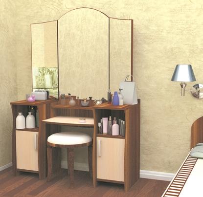 Изображение Туалетный столик Галант-4